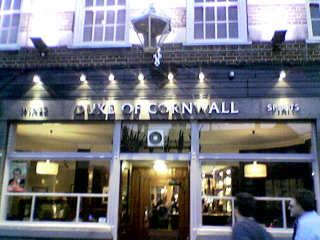 Duke Of Cornwall