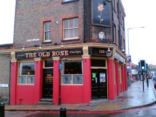 The Old Rose