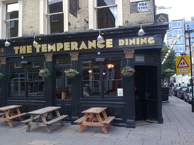 The Temperance