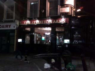 The Strutton Arms